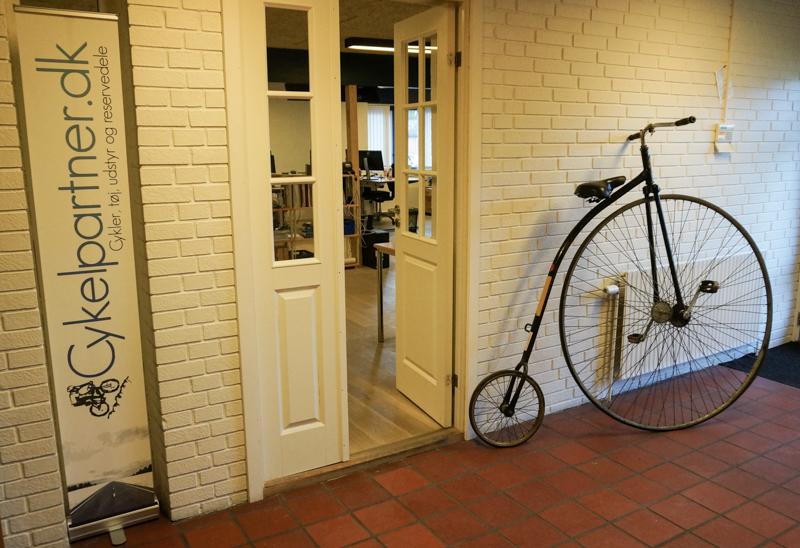 Fra selvstændig cykelhandler til Danmarks største online cykelforretning