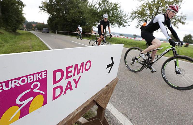 Eurobike Demoday holder flyttedag