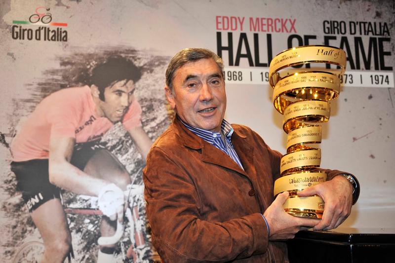 Ny bog om Eddy Merckx
