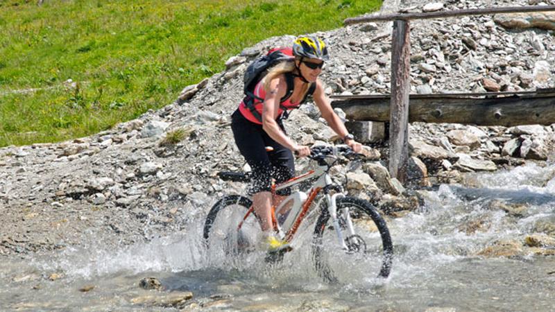 Cykelløb for elektriske mountainbikes