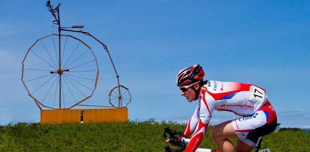 Himmerland tiltrækker internationale cykelryttere til weekendens løb