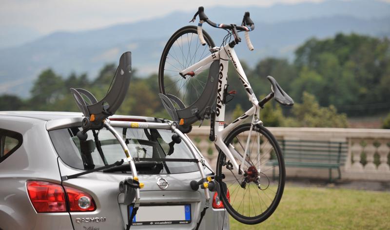 Cykelholdere med egenskaber ikke set før