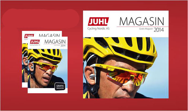 Nyt Juhl Cycling Nordic Magasin 2014