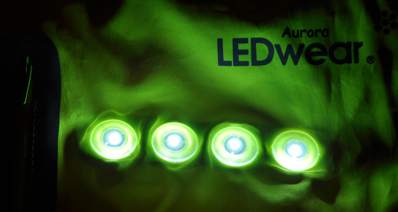 LEDwear Aurora