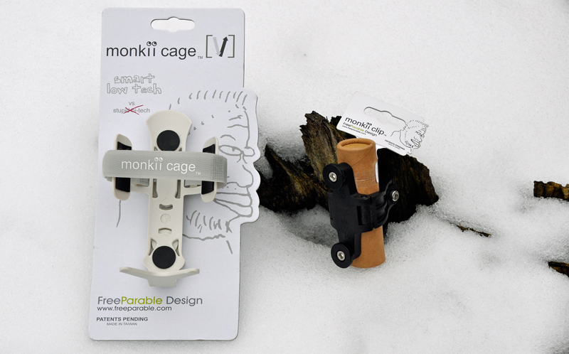 Test af Freeparable Monkii Cage & Clip