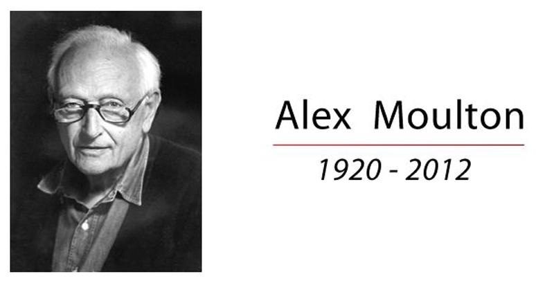 Alex Moulton 1920 – 2012