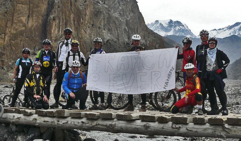 Farvel til Nepal