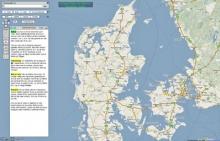 Google Maps Via Netkvik Cykelportalen