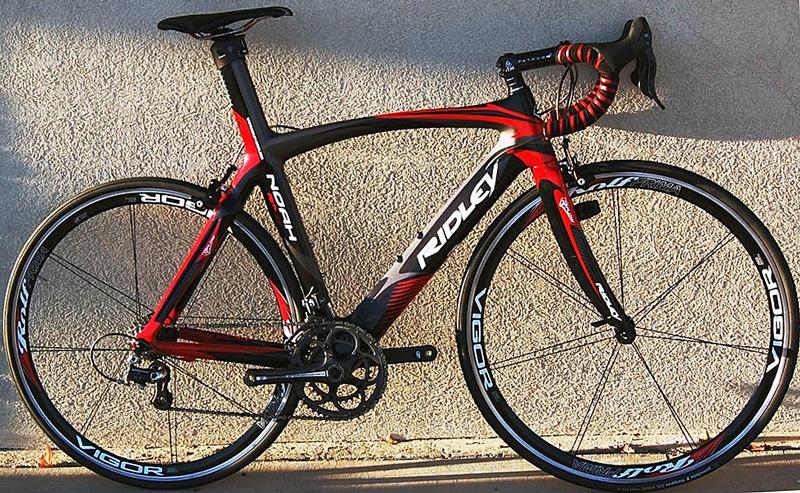 Ridley Bikes til Danmark.