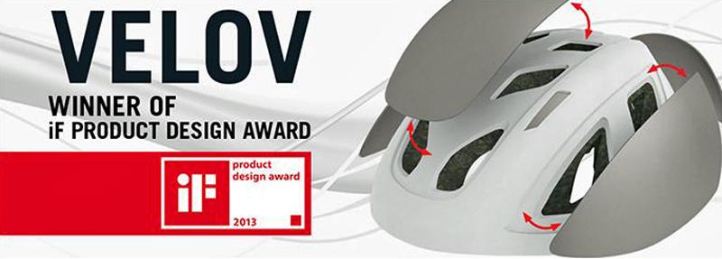 Limar Velov hædret med en iF Produkt Design pris