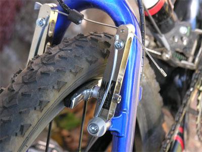 hydrauliske bremser cykel