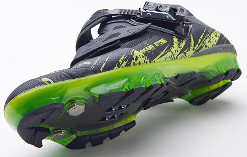 Pearl Izumi X-Project en mtb sko til at gå i